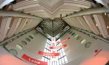 Foyer Vodafone Zentrale Düsseldorf